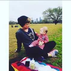 missing park days with best friends and this little prince.  #throwback #thursday #tbthursday #tbt #littleprince #parkdays #zilkerpark #atx #austintx #timeflies #oneyearago #bffs #nd by hannahhagar