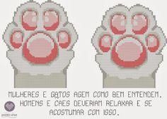 Portal do Ponto Cruz: Mulheres e gatos                                                                                                                                                      Mais