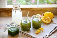 Homemade Healthy Natural Green Food Coloring