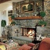 Most up-to-date Pics river Stone Fireplace Suggestions Stacked Stone Fireplace Pictures . Stone Fireplace Pictures, Stone Fireplace Designs, Stone Fireplace Surround, Stone Mantel, Wood Fireplace Mantel, Simple Fireplace, Custom Fireplace, Home Fireplace, Fireplace Ideas