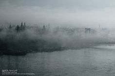 I Hunt For Fog To Capture Apocalyptic Photos Of Cities | Bored Panda