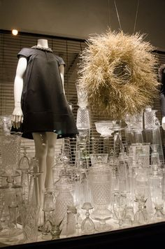 PSFK's annual survey of design-centric retail windows includes Anthropologie, Paul Smith and Ralph Lauren.