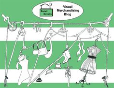 @Rebecca Bromley ... should we use ropes and pulleys to display merchandise?!!  ha!