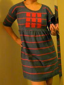 Handicraftiness: DIY Cute Men's T-Shirt Refashion