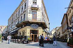 Bucarest, la capitale gioiosa!