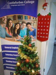 ho ho ho !! Merry Christmas!!!! #castleforbes #dublinatchristmas #natale #navidad #noel