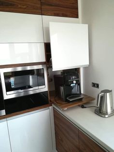 Kitchen Room Design, Home Room Design, Tv Unit Design, Küchen Design, Kitchen Furniture, Furniture Design, House Rooms, Kitchen Appliances, Kitchens