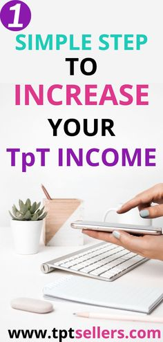 This simple strategy empowers you to earn more money as a TpT Seller even if you don't have a website. | TpT seller tips, TpT Freebie, Freebie, make money tpt, Affiliate Marketing, affiliate marketing for beginners, Teachers Pay Teachers Tips, tpt branding, tpt, tpt store tips, tpt store, make money teachers pay teachers, make money teaching #tptbranding #tpt #tptseller #tptsellertips #teacherspayteachers #makemoneyonline #tptstore #tptstoretips #tptcoaching #affiliatemarketing #blog #tptfreebie