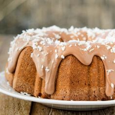 Chocolate Italian Cake for #BundtBakers