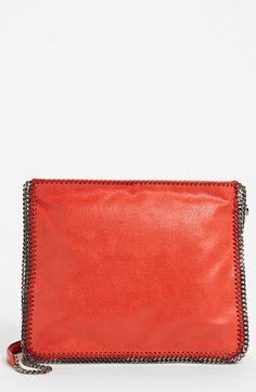 Stella McCartney 'Falabella - Medium' Shaggy Deer Crossbody Bag available at #Nordstrom
