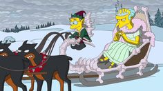 The Simpsons: The Couch Gag Before Christmas
