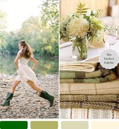 Top 10 Wedding Colors for Fall 2014 #fallweddings #weddingsatseabrook