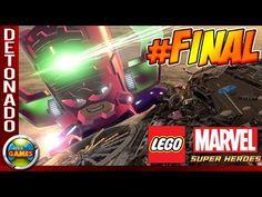 LEGO Marvel Super Heroes Parte #Final - Walkthrough