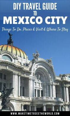 Click to find out all the things to do & places to visit on a Mexico City Tour, plus where to stay, as written by a local who knows the place inside & out! ******************************************************************************************* Mexico City Tour | Mexico City Things To Do | Mexico City Places to Visit | Awesome Things To Do in Mexico City