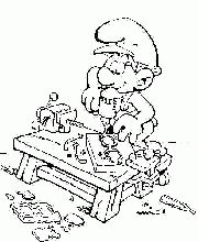 strumfii Smurfs, Snoopy, Fictional Characters, Art, Free Coloring, Index Cards, Hilarious, Drawings, Kunst