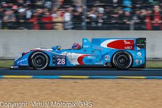 #28, Morgan Nissan, Pegasus Racing, driven by Ines Taittinger, Remy Striebig, Leo Roussel, 24 Heures Du Mans , 18/06/2016,