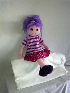 Hand made soft doll by Tsabita Boneka