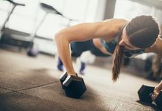 Crossfit para mujeres, un ejercicio para aumentar la resistencia física