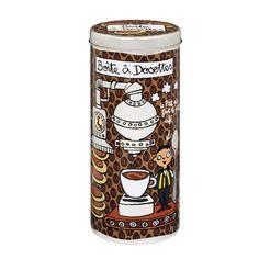 Boîte à dosettes souples P'tit café - Derrière La Porte DLP - Accessoire cuisine et rangement/Boîte métal et céramique - espritlogis-fr