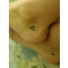 If I ever got a tattoo, it would be something cute and tiny like this.