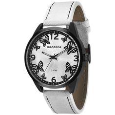 Kit Relógio Feminino Mondaine Analógico Casual 76404LPMVPH2k