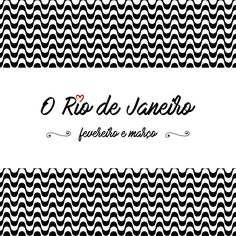 Poster - Rio de Janeiro