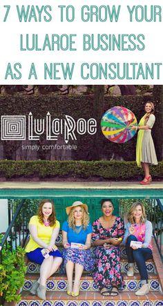 Ways to Grow Your LuLaRoe Business