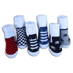 20+ Baby Socks That Look Like Shoes