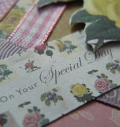 On your special day