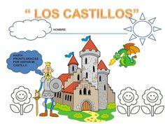 PROYECTO CASTILLOS, 4 AÑOS - isabel belda martinez - Àlbums web de Picasa