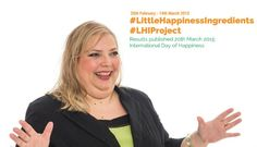 Boost your Happiness with #LittleHappinessIngredients Project.  Take part in the project that will make the world a happier place! #LHIProject