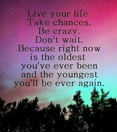 Live your life♡