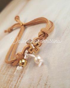 Μοναδικά μαρτυρικά βάπτισης by valentina-christina.gr Christening, Belts, Bracelets, Ideas, Jewelry, Religious Jewelry, First Holy Communion, Jewlery, Jewerly