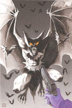 Batman #626 by Matt Wagner