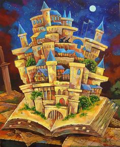 books bring stories to life