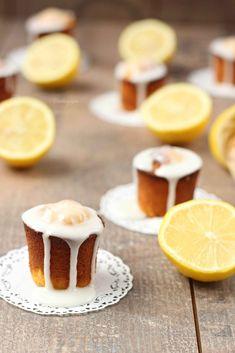 Bizcochitos intensos de limón. Una dulce y ácida receta