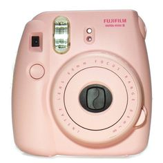 Fuji Instax Mini 8 blauw - Verschoore.be ❤ liked on Polyvore featuring fillers, accessories, camera, electronics and pink fillers