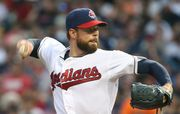 While Zach McAllister will start the Cactus League opener on Feb. 3 for the Indians, AL Cy Young winner Corey Kluber will be pitching a simulated game.