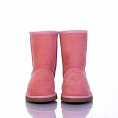 Ugg Classic Short Boots 5825 Pink