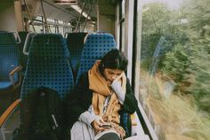 Soothing train ride