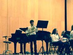 El Informal Segorbino: Los alumnos de la Escuela de Música de la Sociedad...