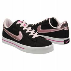 Athletics Nike Women's Sweet Classic Black/Pink/White FamousFootwear.com