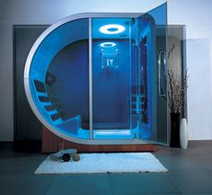 Awesome Showers | Ultimate in Steam Shower Luxury - Apollo by LineaAqua