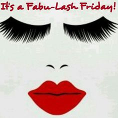 It's Friday! It's Payday! Time to treat yourself to the 3D Fiber Mascara. Get the falsie look without the falsies. Save the lashes. Only $29 and can last up to 3 months. www.HeartandSoulLashes.com