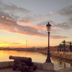 Canó del Port de Tarragona. Fotografia de Juanjo Fuster. #tarragona #tarraco #port #serrallo #mediterranean