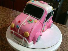 Volky girl cake