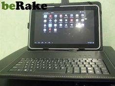 """Vendo Funda teclado para tablet de 10"""", incluye cable otg. pago por paypal y envío por correos...."""