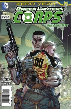 Green Lantern Corps #25 - Powers That Be (Issue)