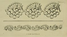 EKDuncan - My Fanciful Muse: Regency Era Needlework Patterns from Ackermann's Repository 1816-1820