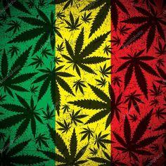 Weed Wallpaper, Wallpaper Backgrounds, Iphone Backgrounds, Iphone Wallpapers, Arte Bob Marley, Rasta Art, Stoner Art, Dope Wallpapers, Lotus Tat